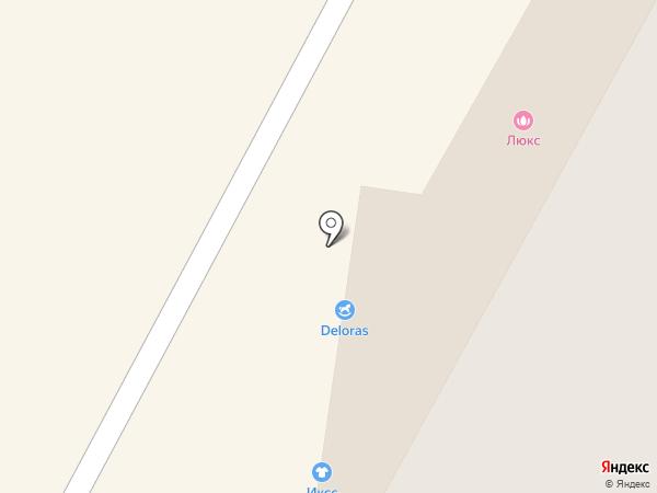 LINDO на карте Усть-Каменогорска