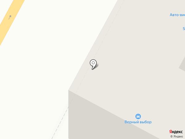Легма-авто на карте Усть-Каменогорска