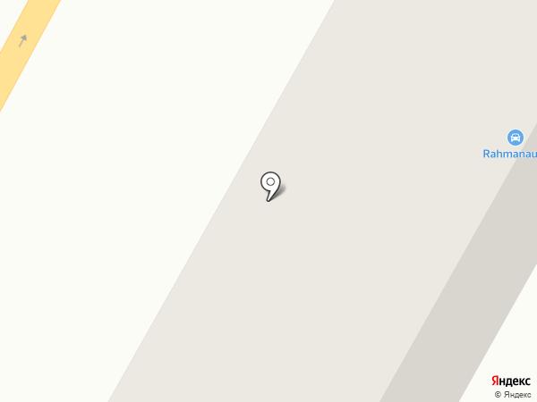 АВТОКВАРТАЛ на карте Усть-Каменогорска