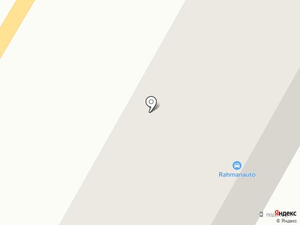 Магазин автозапчастей для Volkswagen на карте Усть-Каменогорска