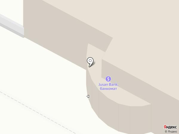 Цесна Гарант на карте Усть-Каменогорска