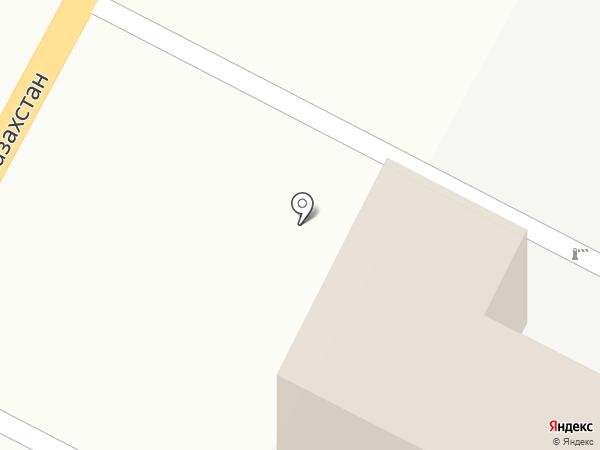 MS-Усть-Каменогорск, ТОО на карте Усть-Каменогорска
