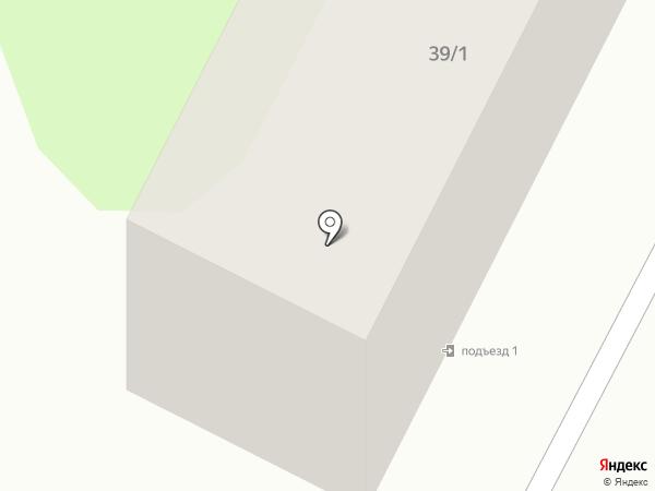 Приборист, ЖСК на карте Усть-Каменогорска