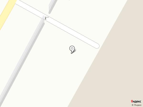 Пожарная часть №1 на карте Усть-Каменогорска