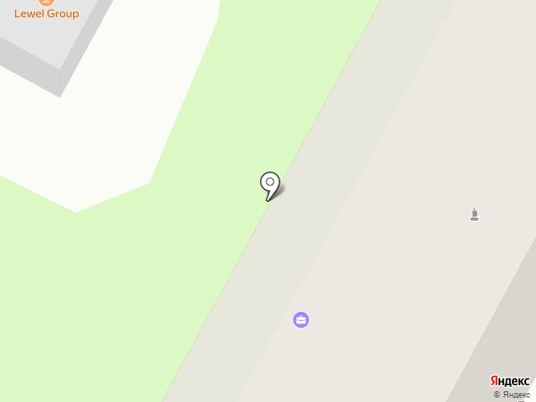 Барс, ТОО на карте Усть-Каменогорска