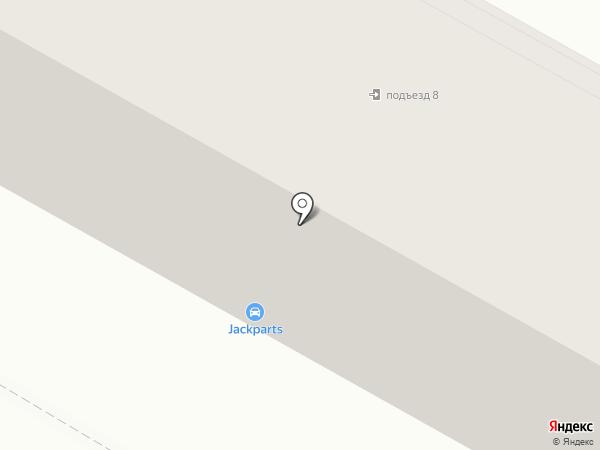 ИнКар на карте Усть-Каменогорска