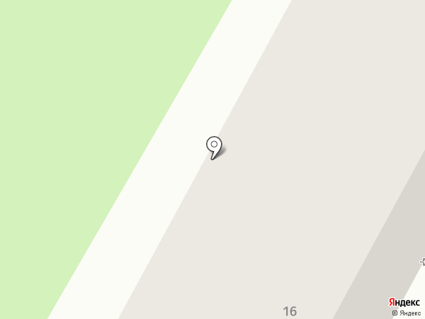 Отличный на карте Усть-Каменогорска