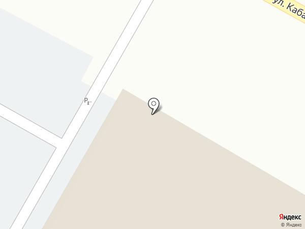 FLEX FITNESS CLUB на карте Усть-Каменогорска