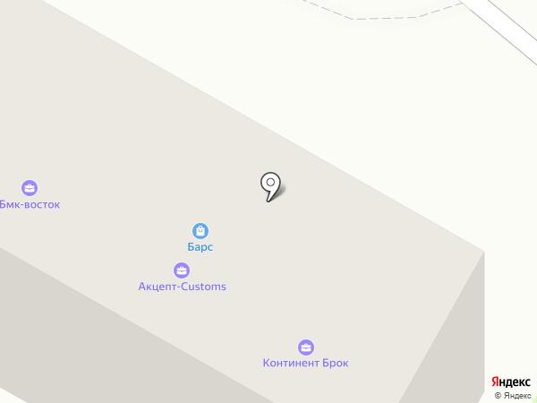 Континент Брок, ТОО на карте Усть-Каменогорска