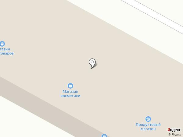 Айтас на карте Усть-Каменогорска