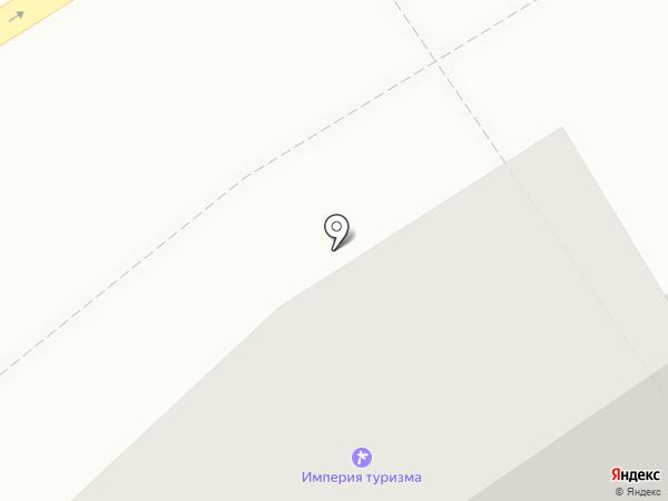 Империя туризма, ТОО на карте Усть-Каменогорска