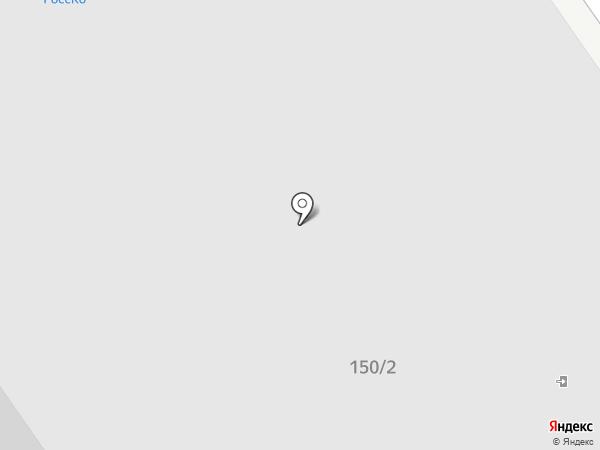 Центр авторазбора и контрактных запчастей на карте Усть-Каменогорска