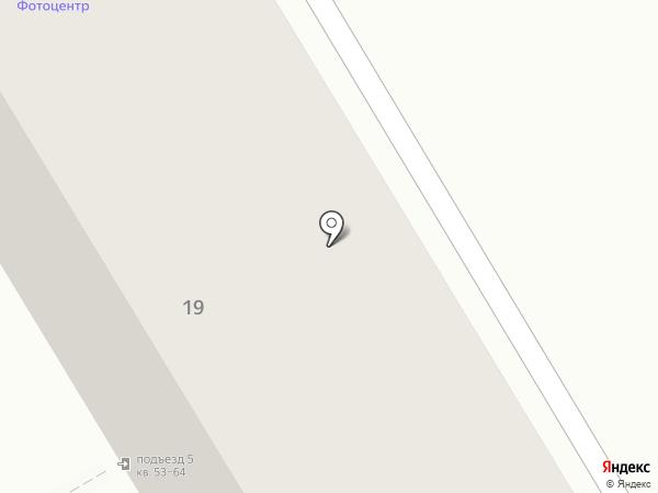 Магазин строительных и отделочных материалов на карте Усть-Каменогорска