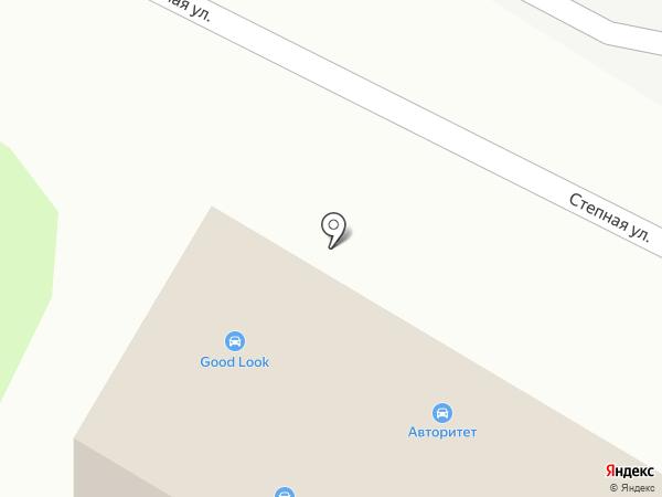 Доктор шин на карте Усть-Каменогорска