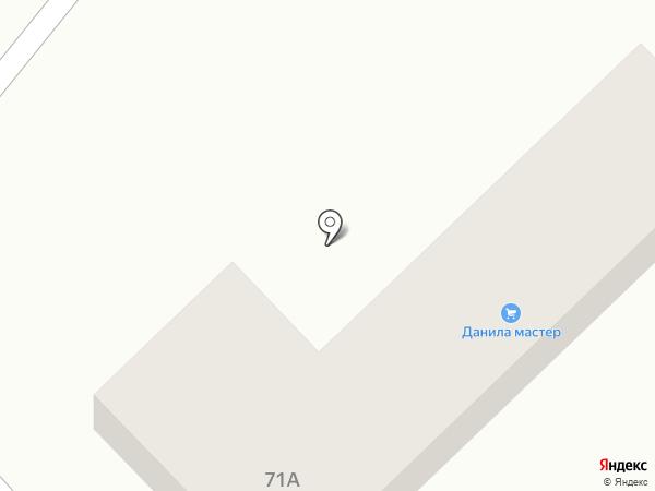 У Ивана на карте Усть-Каменогорска