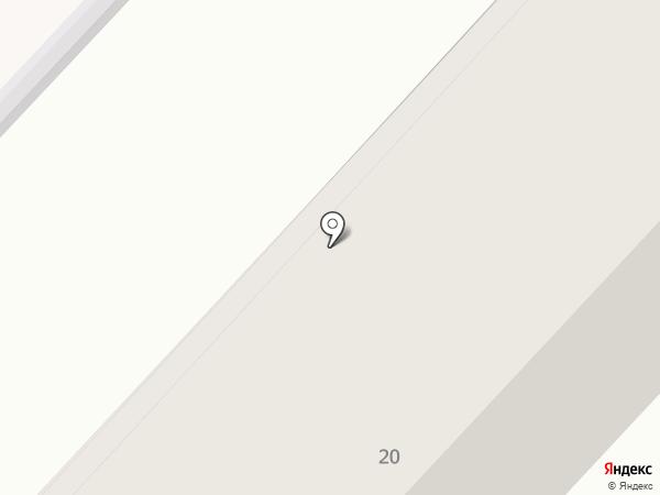 Айка на карте Усть-Каменогорска