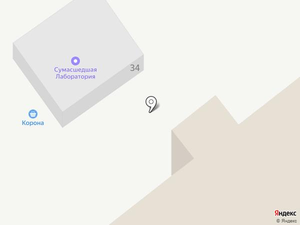 Арт-пространство LOFT на карте Усть-Каменогорска
