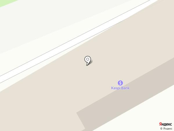 UZ-DAEWOO на карте Усть-Каменогорска