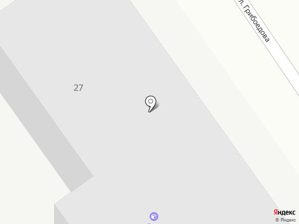 КазЯМЗснаб, ТОО на карте Усть-Каменогорска