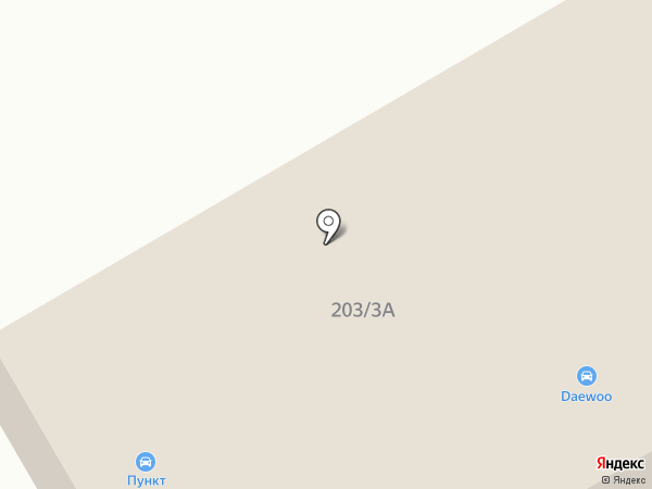 Центр диагностики транспортных средств на карте Усть-Каменогорска