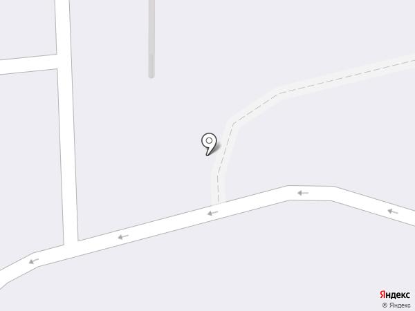 Сиб Транс на карте Оби