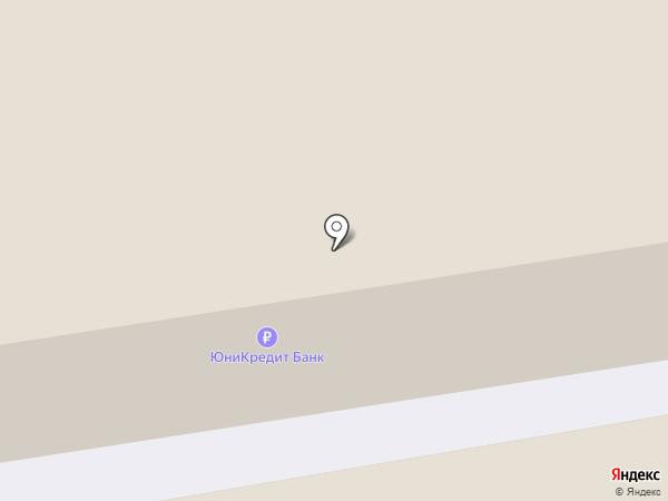 Мегафон на карте Оби