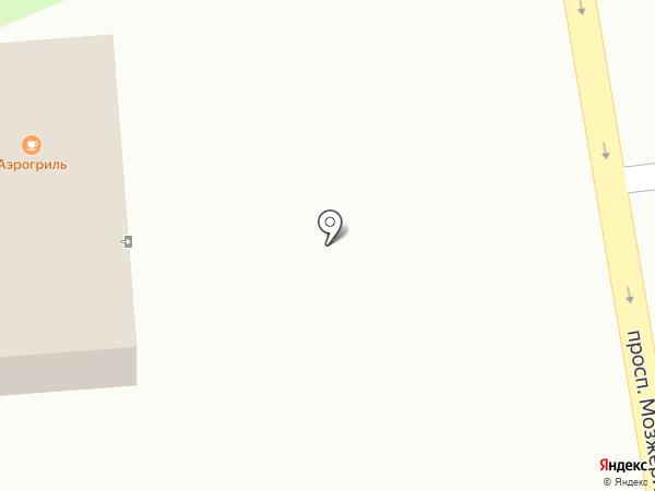 Свободная касса на карте Оби