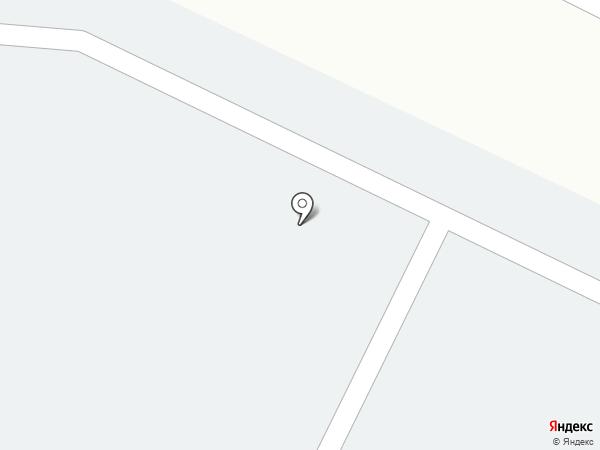 Автостоянка на карте Оби