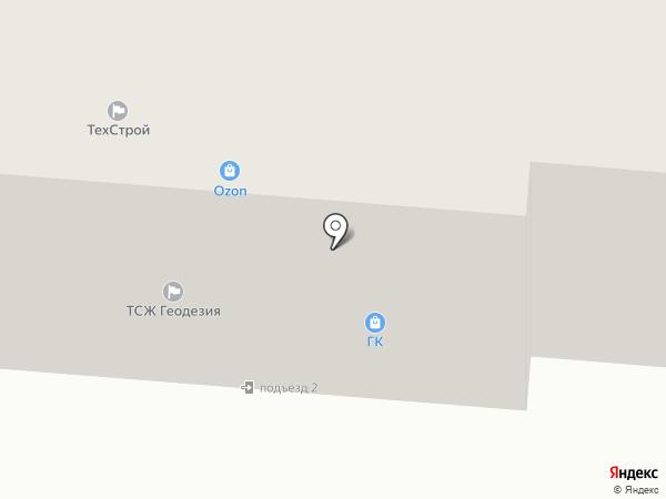 ТехСтрой на карте Оби