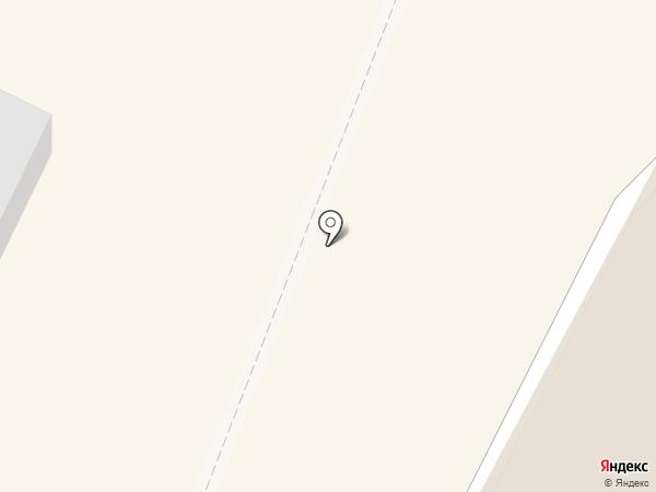 Шкатулка на карте Оби