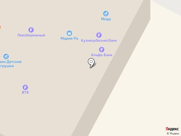 Цимус на карте Оби