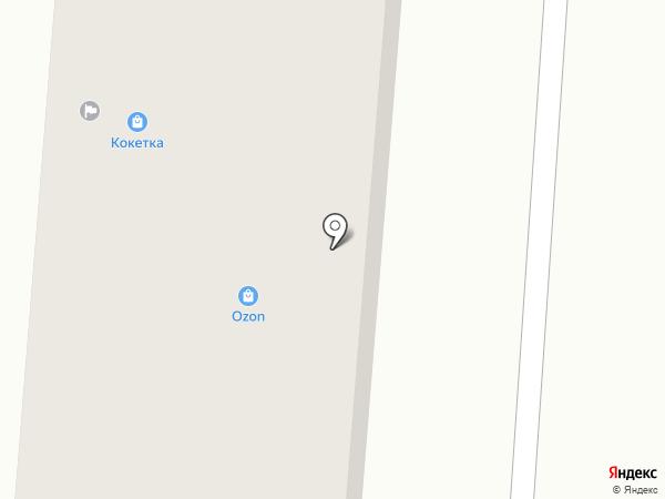 Почтовое отделение №103 на карте Оби