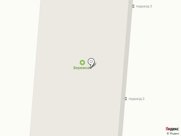 Бережная аптека на карте Оби