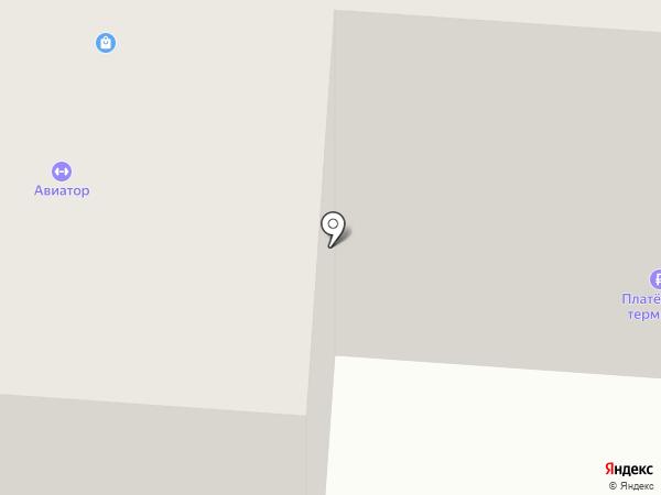 Меховая мастерская на карте Оби
