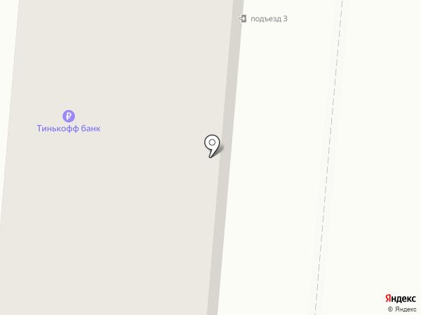 Любимый Дом на карте Оби