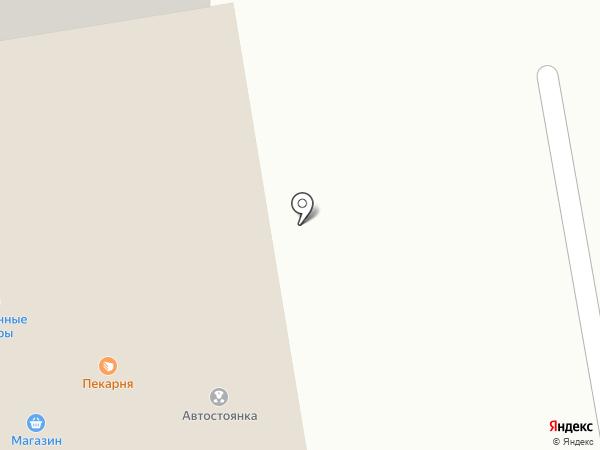 Абсолют на карте Оби