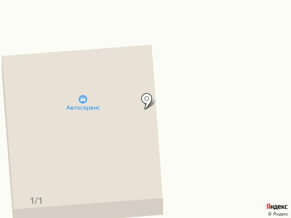 ОБЬ Автосервис на карте Оби