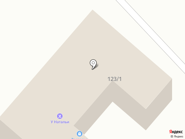 Пекарня на карте Оби