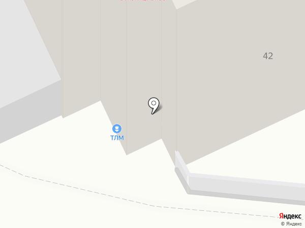 Сакура на карте Оби