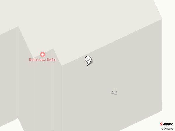 Адажио на карте Оби