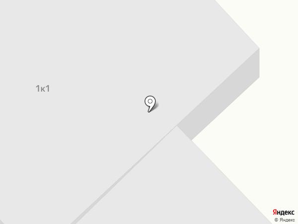 Логистический терминал на карте Оби
