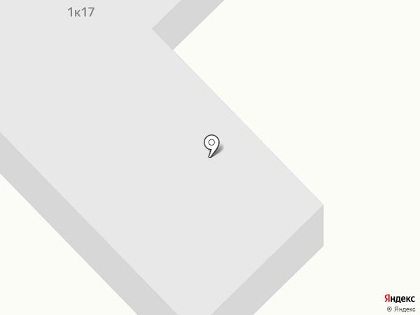 Е-ЛЕС на карте Оби