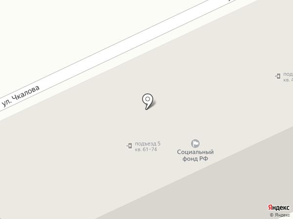 Забота на карте Оби