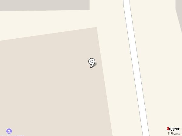 Вигор, ЗАО на карте Оби