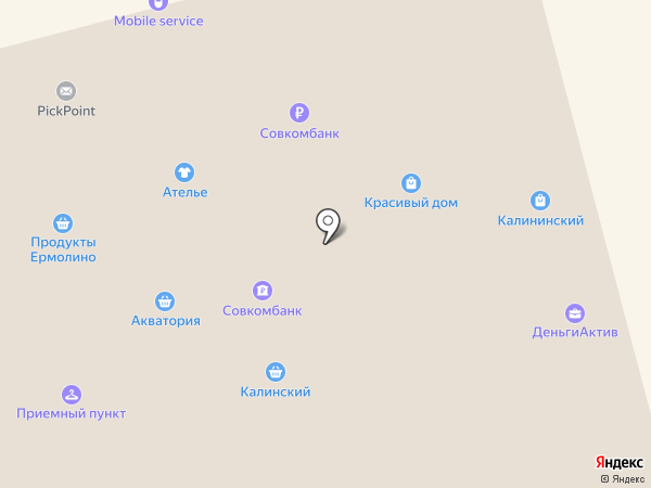 АгроТраст на карте Оби
