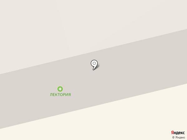 Сеть аптек на карте Оби