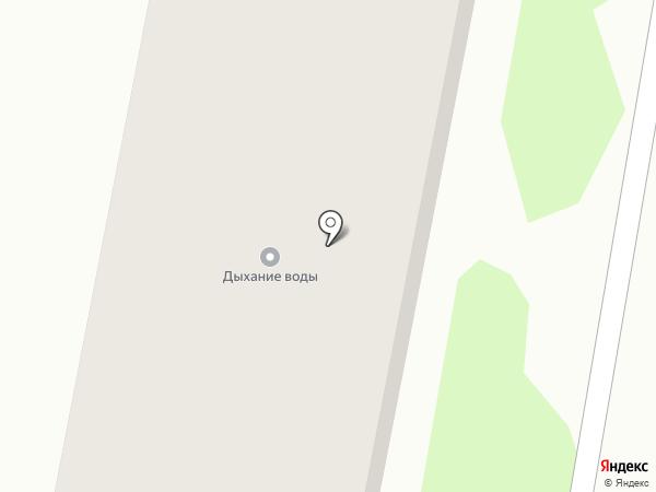 Магазин автотоваров на карте Оби