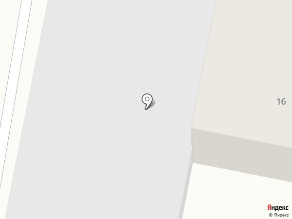 Медиум на карте Оби