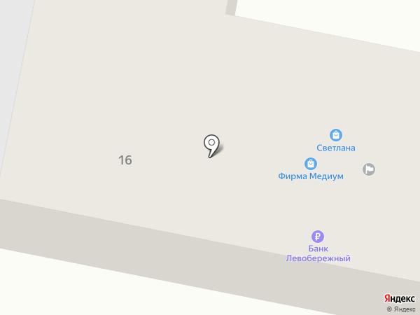ИФНС на карте Оби