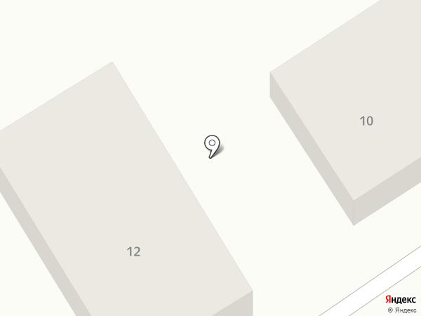 Транспортная компания на карте Оби